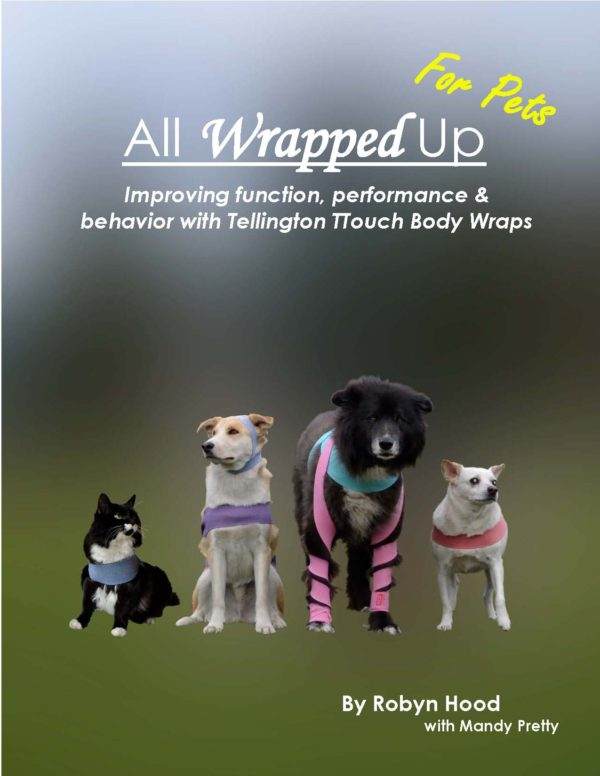 Tellington TTOuch Bodywraps for dogs and cats